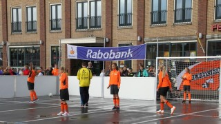 Rabobank School Straatvoetbaltoernooi FC Volendam